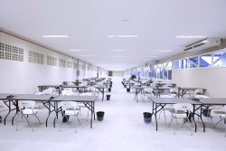 Sala de Imprensa do Autódromo de Interlagos. Foto: Jose Cordeiro/SPTuris