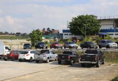 Estacionamento da Mecânica. Foto: José Cordeiro/ SPTuris.
