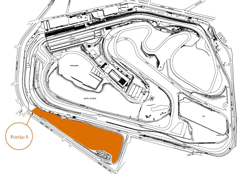 Área do Kartódromo