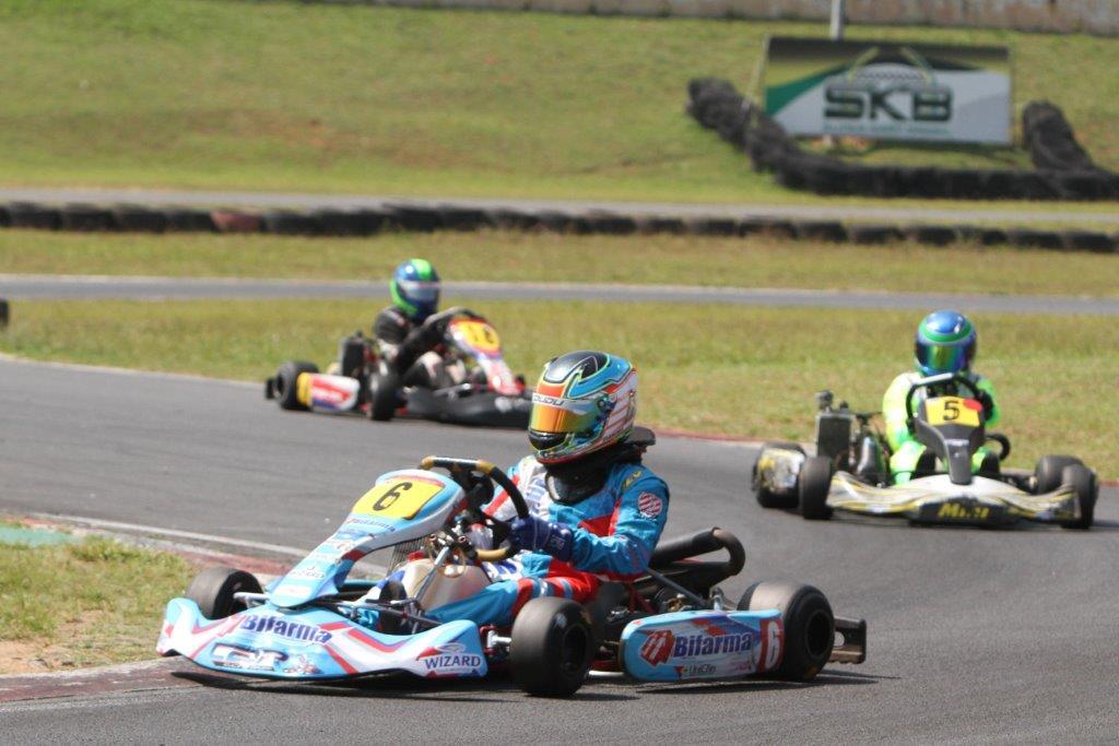 Etapa no Kartódromo Ayrton Senna da Copa São Paulo de Kart KGV. Foto: José Cordeiro/ SPTuris.